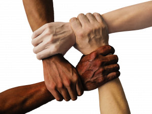Building Trust in the Workplace requires teamwork and communication