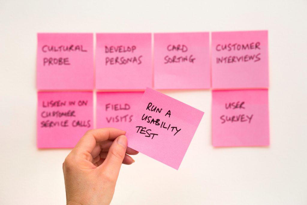 Agile Teams work together cross-functionally