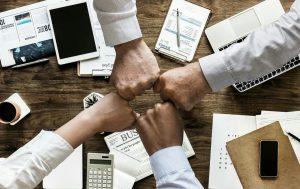 Team building - working together