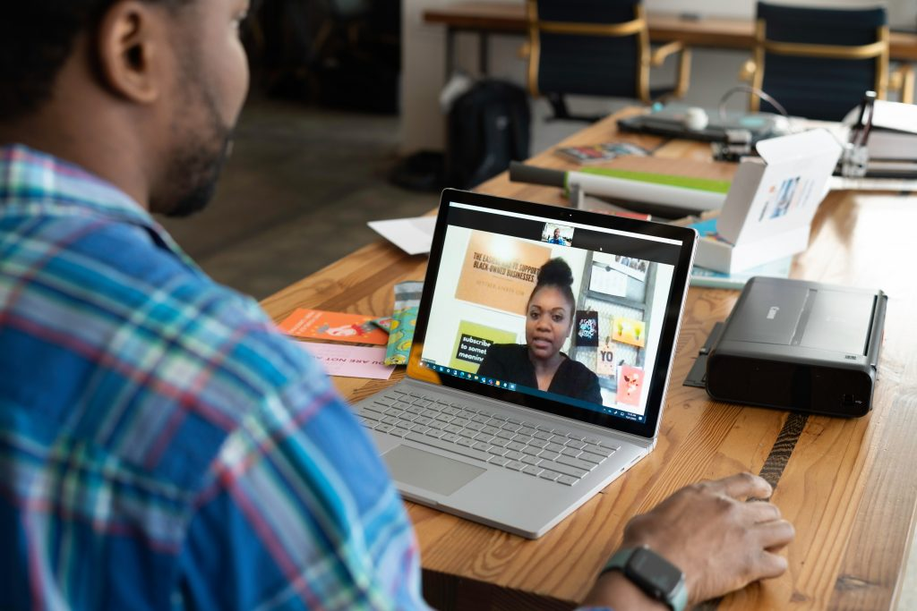 Virtual team building is just as effective as in-person team building