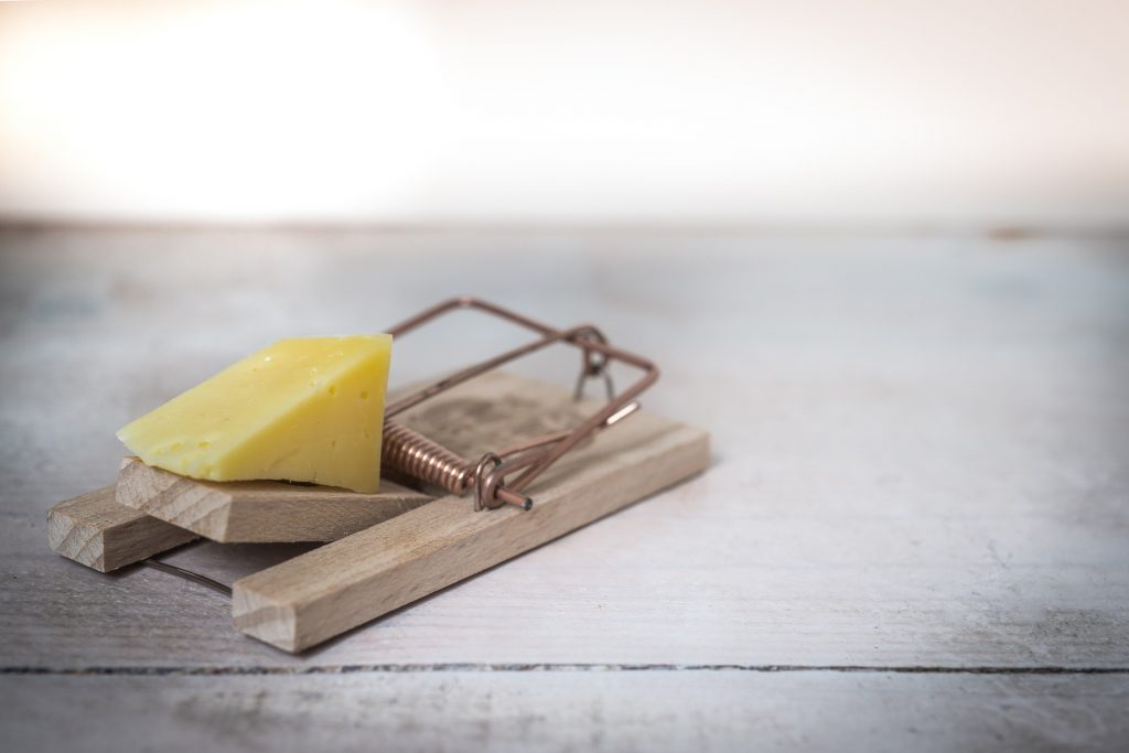 Don't fall into these leadership traps